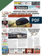 Weekly Choice - November 06, 2-14