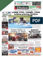 Weekly Choice - November 26, 2014
