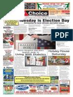 Weekly Choice - October 30, 2014