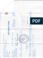 Bukti Pembayaran SERKOM Dr. Jeffry Chandra Tjahayadi
