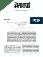 Chemie Douce Metastableasdf Oxides