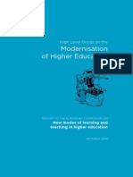 Modernisation Universities En