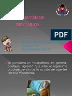 traumatismos en odntolgia infantil