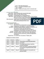 UT Dallas Syllabus for chem3362.001.07f taught by Mehmet Candas (candas)