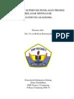 Program Supervisi Penilaian Proses Belajar Mengajar
