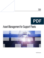 Asset Management for Fleet
