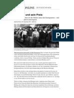 2010.09.09 INTEGRATION. Der Fleiß Und Sein Preis