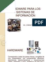 Hardware Para Los Sistemas de Información