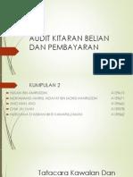Audit Kitaran Belian Dan Pembayaran