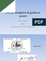 Inertial Navigation System Pt2