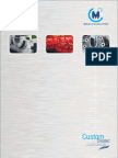 Mahavir Concast Brochure 2012