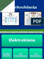 Sel Volta Dan Elektrolisis