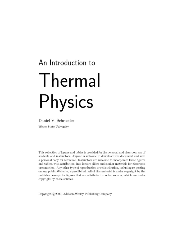 105851838 an introduction to thermal physics daniel schroeder an introduction to thermal physics figures daniel schroeder fandeluxe Images