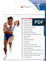 Major Sports Events the Guide April 2005