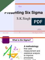 Presenting SixSigma New