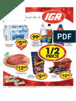 Iga sample catalogue