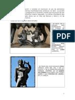 El Criterio de Evaluación 2 Consiste en Reconocer El Uso de Elementos Mitológicos en Las Distintas Manifestaciones Artísticas