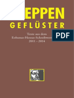 """""""Treppengeflüster"""" Hessus Anthologie 2014"""
