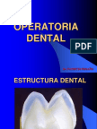 Operatoria Dental- Dr. Proaño
