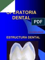 Operatoria Dental- Dr. Proaño