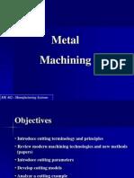 Ch5-MetalMachining