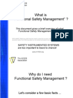 What is Functional Safety Management