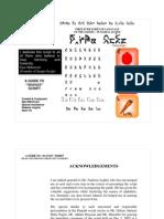 Saanjo Guide PDF