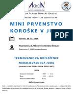 Koroška Mini 2014