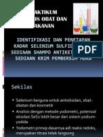 P1 AOK-Selenium Baru