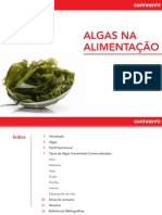 eBook Algas Na Alimentacao