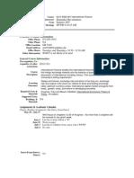 UT Dallas Syllabus for eco4382.081.07u taught by Shanmuka Shivashankara (sts051000)