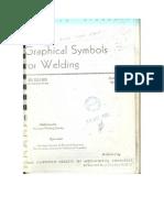 SIMBOLOS DE SOLDADURA Graphycal Symbols for Welding