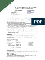 UT Dallas Syllabus for psy3393.021.07u taught by Dana Roark (danar)