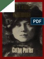 Porter Cathy Alexandra Kollontai a Biography