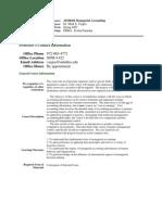 UT Dallas Syllabus for aim6202.x28.07u taught by Mark Vargus (mev021000)