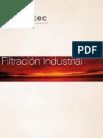 Cuadriptico Filtración Industrial