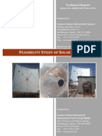 Solar Cremation Project Report