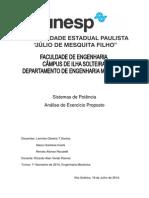 Relatório SISPOT