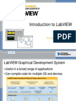 Introduction to LabVIEW Short
