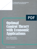 optimal control theory