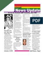 Glbt News Update Jan 05 2010
