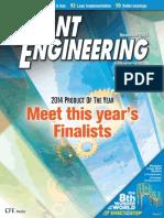 2014 - 11 - Plant Engineering