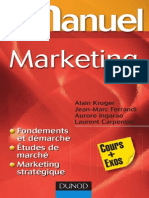 Mini Manuel Du Marketing