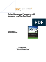 9781783284672_Natural_Language_Processing_with_Java_and_LingPipe_Cookbook_Sample_Chapter