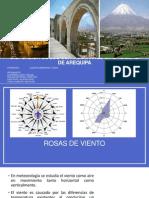 Dispersión de Los Contaminantes en La Ciudad de Arequipa