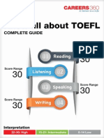 TOEFL- eBook 0