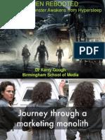 Alien Rebooted Gough Academic Showcase