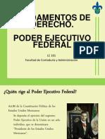 Poder Ejecutivo Federal