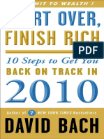 Start Over, Finish Rich by David Bach - Excerpt