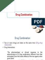 Drug Combination